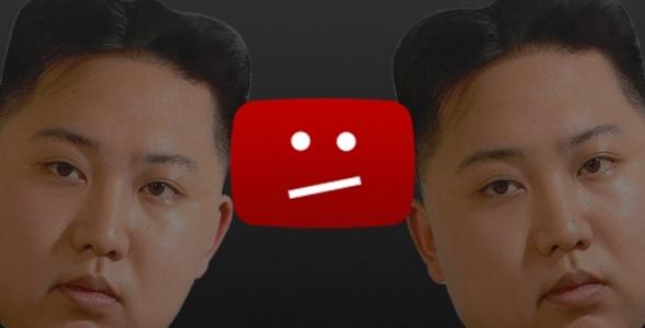 Kuzey Kore değil yaptırımları YouTube uyguluyor