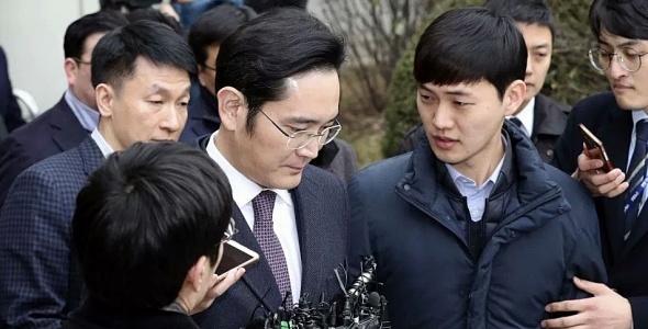Samsung un Patronu Tutuklama Kararını Bekliyor
