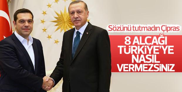 Yunanistan 10 yıldır Türkiye'ye terörist iade etmiyor