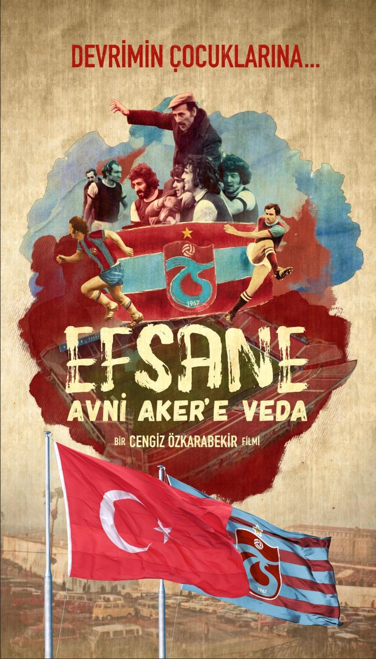 Avni Akere veda belgesel filmin galası 24 Şubatta İstanbulda