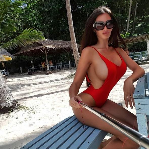 Neymarın eski sevgilisi Soraja Vucelic sosyal medyayı salladı