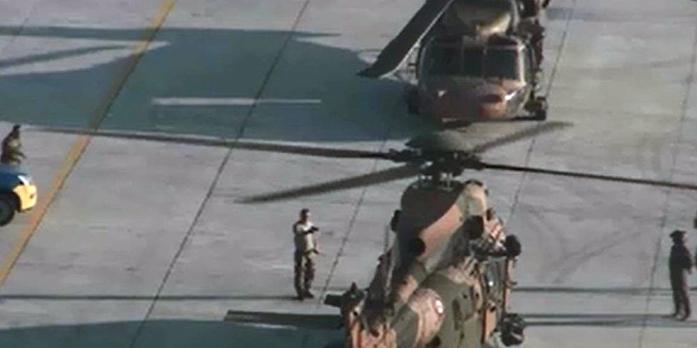Darbecilerin planını bozan 2 pilot göreve geri döndü