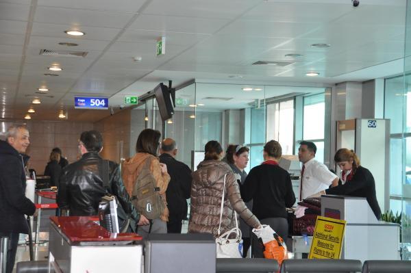 İngiliz havayolu şirketi British Airways'de kabin yasağı