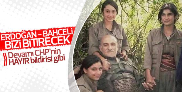 Terör örgütü PKK referandumdan hayır çıkmasını istiyor