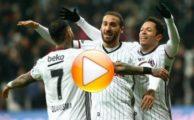 bein sports özet izle Beşiktaş 5-1 Konyaspor maçı özeti golleri