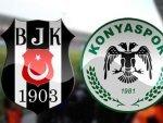 Beşiktaş – Konyaspor – CANLI SKOR