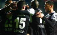Beşiktaş-Konyaspor ilk 11'ler – Beşiktaş'ta Atiba mucizesi…
