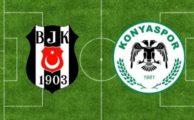 Beşiktaş Konyaspor maçı canlı izleme linki