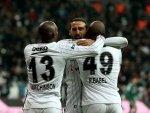 Beşiktaş Konyaspor'a 5 attı