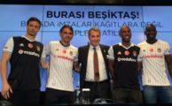 Beşiktaş'ta imzalar atıldı! İşte yeni transferlerin ilk sözleri
