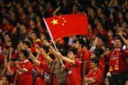 Çin futbolu ilk 5'e girdi