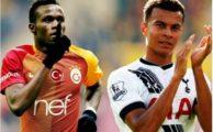 Galatasaraylı Bruma'nın rakibi Dele Alli