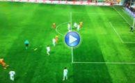 Güray Vural, Kayserispor – Fenerbahçe maçına damga vurdu