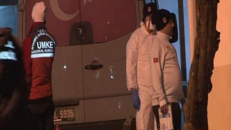 İstanbulda kimyasal madde zehirlenmesi: 4 yaralı