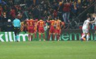 Kayseri, Fenerbahçe'nin umutlarını yıktı!