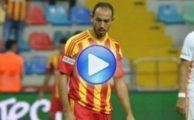 Kayserispor 4-1 Fenerbahçe maçı golleri