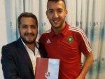 Omar El Kaddouri Trabzonspor'da