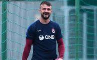 Onur Kıvrak, Trabzonspor'da 200. maçında!