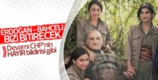 PKK'lı Duran Kalkan referandumda 'direniş' çağrısı yaptı
