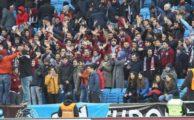 Trabzonspor'dan taraftarlarına teşekkür