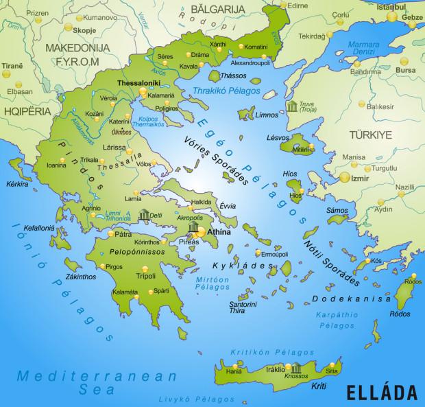 Yunan Cumhurbaşkanı Lozan'ı savundu