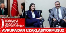 AP Türkiye raportörüne göre Türkiye AB'den uzaklaşıyor