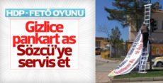 AK Parti'den Şeyh Sait'li pankarta açıklama