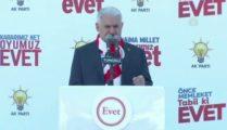 Başbakan Yıldırım'dan Kılıçdaroğlu'na ağır sözler