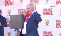 Başbakan Yıldırım'ın Bitlis konuşması