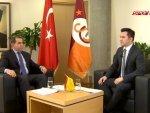Dursun Özbek: Üyelerimiz Atatürkçü olmak zorunda