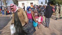 Gaziantep'teki 100 bin Suriyeli El Bab'a dönecek
