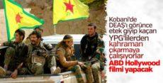 Hollywood'dan terör örgütü PKK'ya film