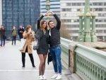 İngiltere'de terör selfiesi