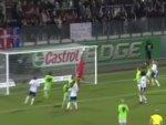 Kadın futbolcudan Juninho golü – İZLE