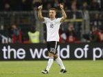 Podolski Almanya Milli Takımı'na veda etti
