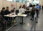 Referandum için oy verme işlemleri başladı