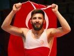 Süleyman Atlı 23 Yaş Altı Avrupa Şampiyonu oldu