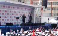 Bakan Eroğlu: Milletini seven 'evet' diyor
