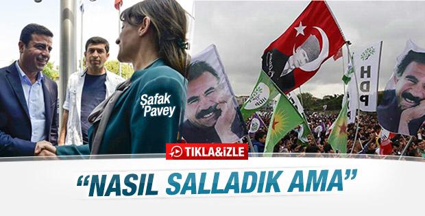 CHP'li Şafak Pavey'in Atatürk'e mektubu