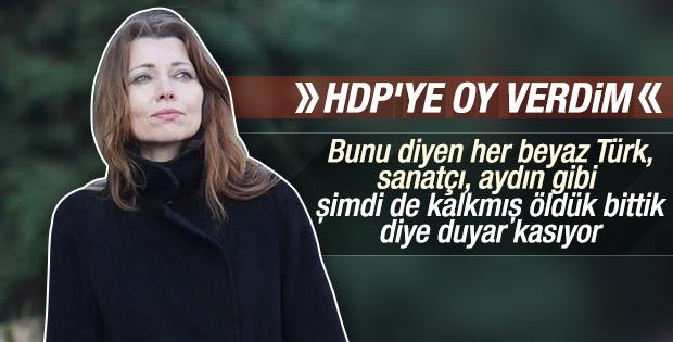 Elif Şafak'ın Türkiye'ye ihanet videosu