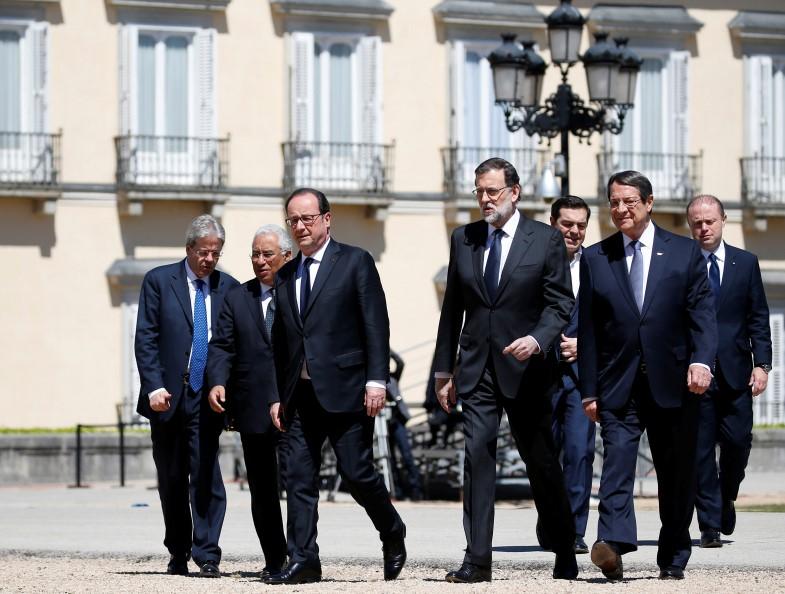 Güney Avrupa Ülkeleri Zirvesi başladı