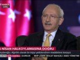 Kemal Kılıçdaroğlu evet çadırı ziyaretini anlattı