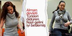 Türkleri öldüren Nazi gelininin yeni hali