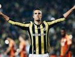 Van Persie: Galatasaray'a yine atmak istiyorum